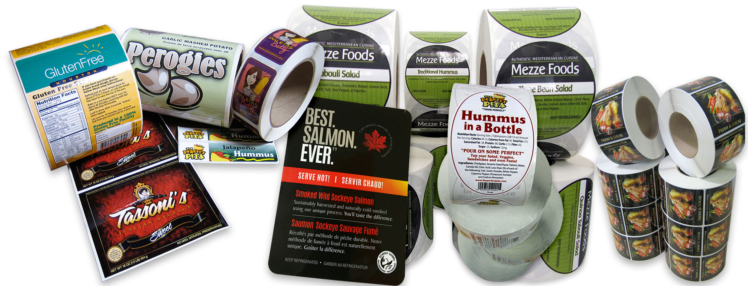 Learn About Food Packaging Labels