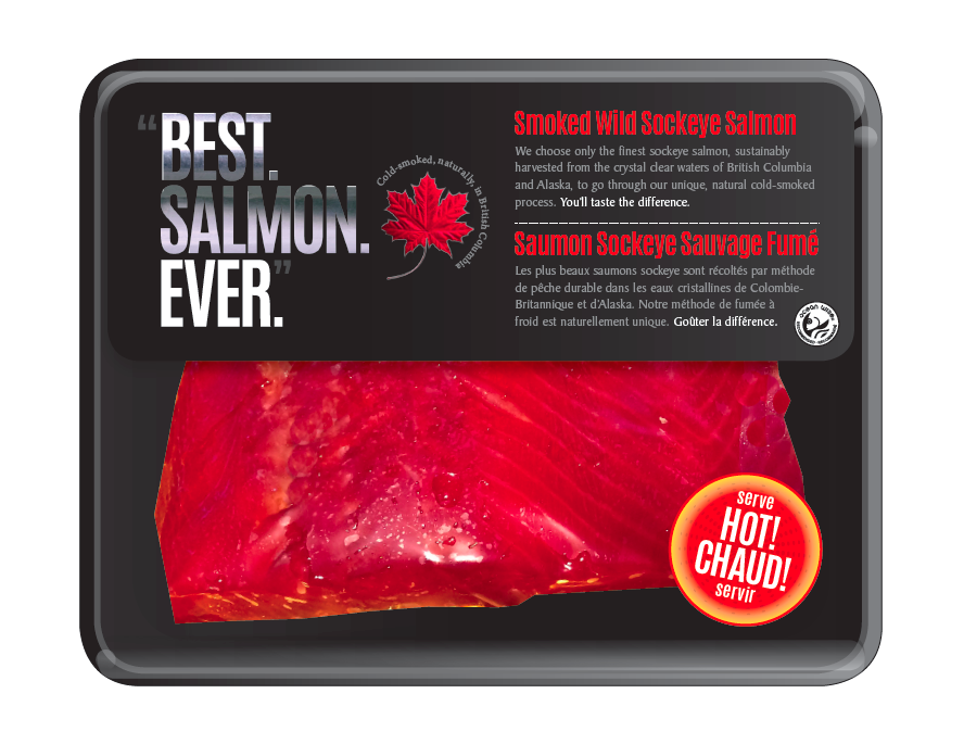 Seafood Labels