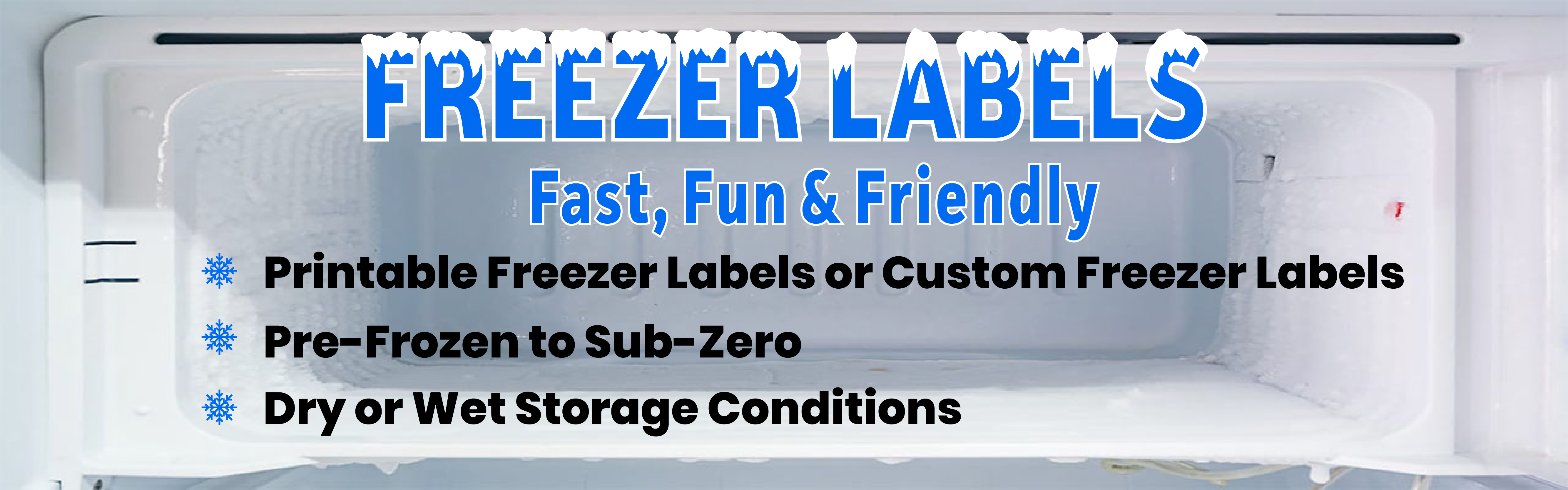 Learn About Freezer Labels